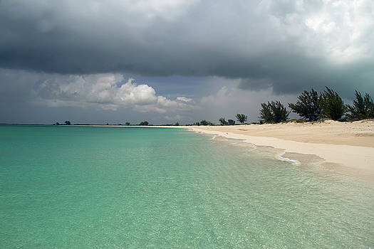 Pine Cay Turks and Caicos by Debby Richards