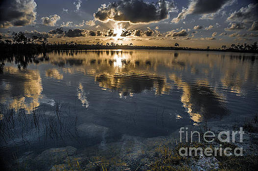 Pine Glades Lake by Richard Smukler
