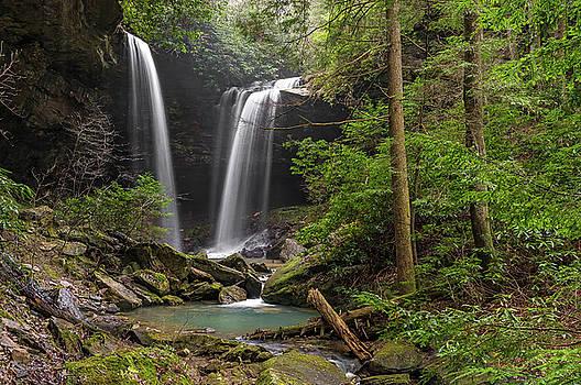 Pine Island Falls by Ulrich Burkhalter
