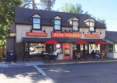 Pine Tavern by Sylvia Greer