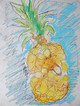 Pineapple by Angie Runyan