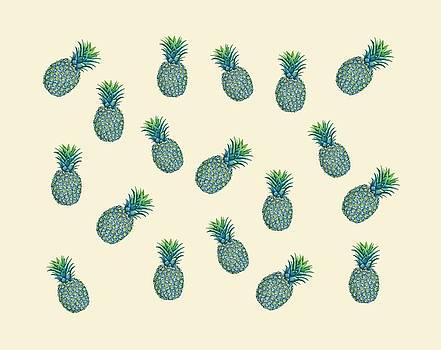 Pineapple Medley by DK Nagano