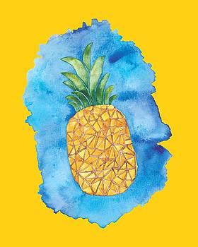 Pineapple by Tamara Elliott