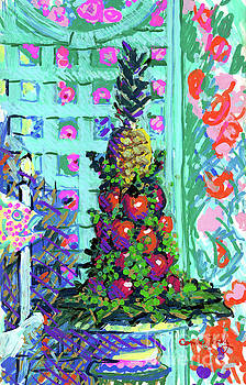 Pineapple Tree by Candace Lovely