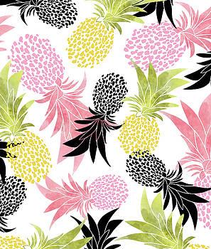 Pineapples by Uma Gokhale
