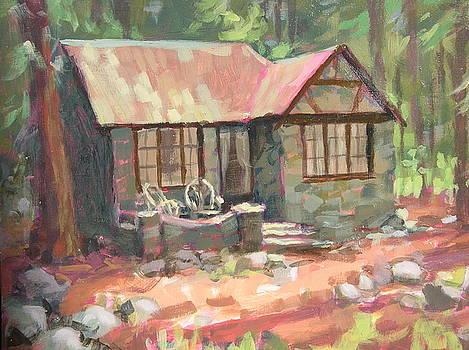 Pinecrest Cottage by Tamara Keiper