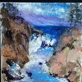 Pinecrest trail by Bobbie Frederickson