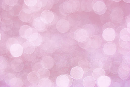 Peggy Collins - Pink Abstract Bokeh