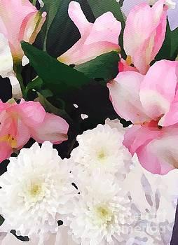 Jenny Revitz Soper - Pink and White
