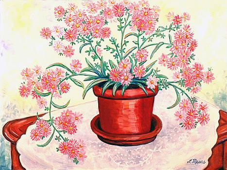 Linda Mears - Pink Asters
