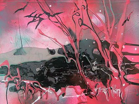 Pink at NIGHT by Joyce Garvey
