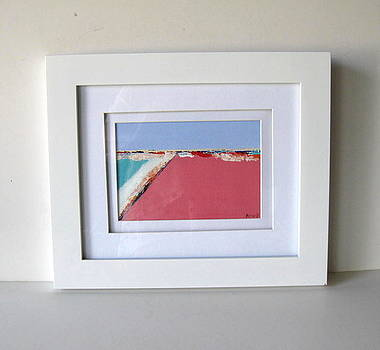 Pink Beach by Brooke Baxter Howie