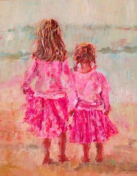 Pink Beach by Molly Wright