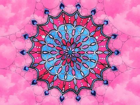 Pink Beauty by Gabriella Weninger - David