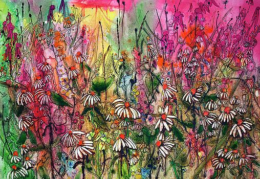 Pink Beyond by Shirley Sykes Bracken