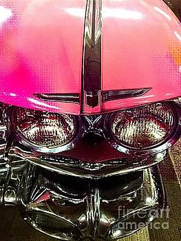 Jenny Revitz Soper - Pink Cadillac