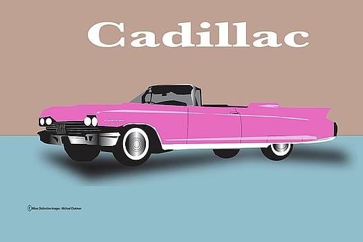 Pink Cadillac by Michael Chatman