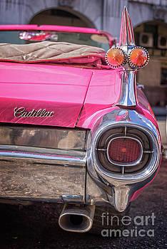 Delphimages Photo Creations - Pink Cadillak