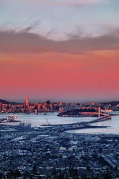 Pink City by Vincent James