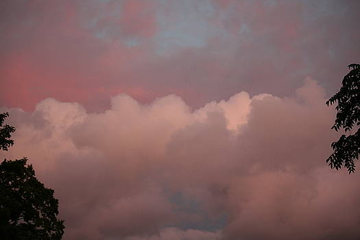 Pink Clouds by Aggy Duveen