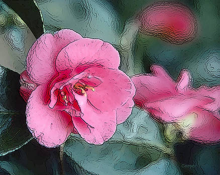 Pink Crystal by Peggy Cooper