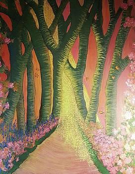 Pink by Cynthia Silverman