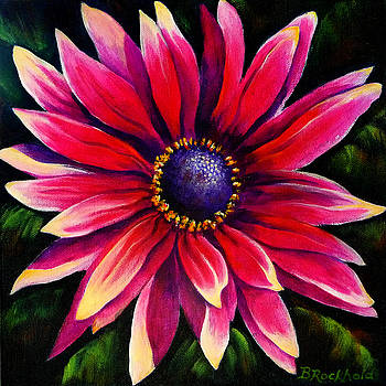 Pink Daisy by Barbara Rockhold