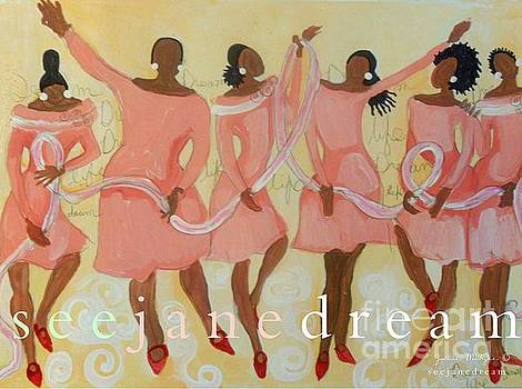 Pink Diva Dance by Janie McGee