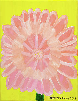 Artists With Autism Inc - Pink Flower