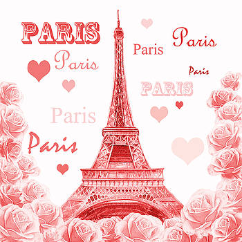 Irina Sztukowski - Pink Hearts For Valentines