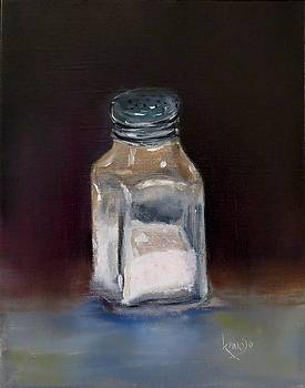 Pink Himalayan Salt by Wendy Winbeckler - Kanojo