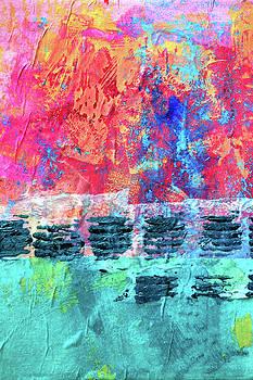 Pink Horizon by Nancy Merkle