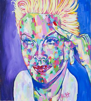 Pink by Janice Westfall