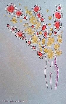 Pink Lady by Maina  Kabiru