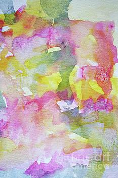 Pink light by Ingela Lindgren