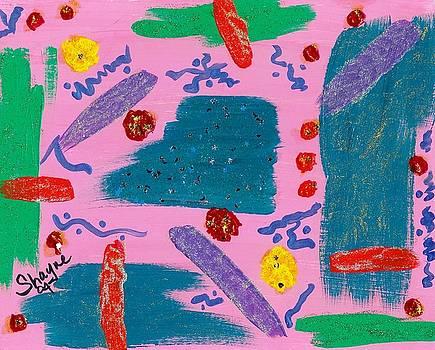 Pink Madness by Susan Schanerman