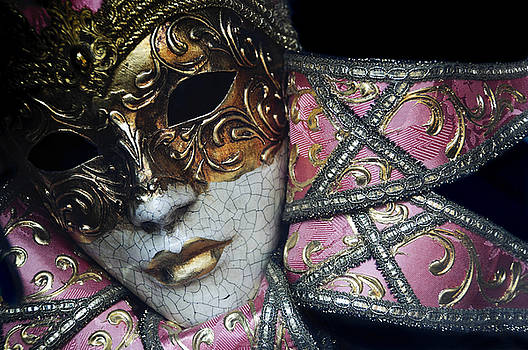 Oscar Gutierrez - Pink Mask