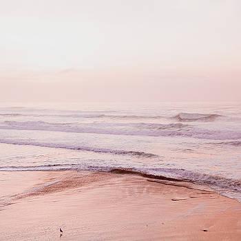 Pink Pacific Beach by Bonnie Bruno