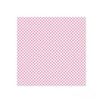 Pink Polka Dots by Leah McPhail