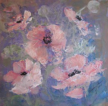 Pink Poppy by Melanie Stanton