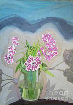 Pink Power by Cora Eklund