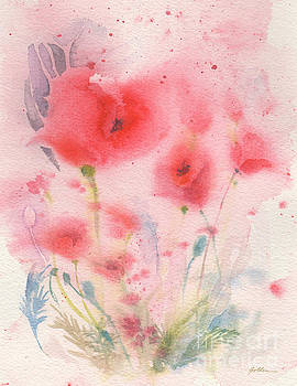 Pink Reverie by Sheila Golden