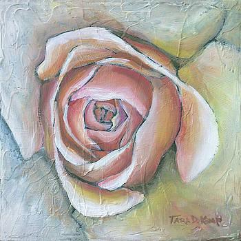 Pink Rose by Tara D Kemp