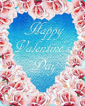 Irina Sztukowski - Pink Roses Valentine