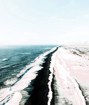 Pink Sand by Uma Gokhale