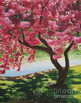 Pink shades by Anna Starkova