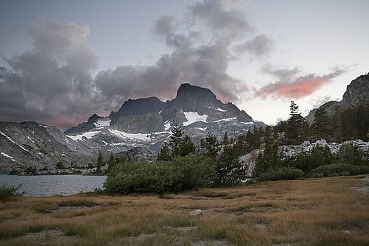 Pink Sierra Clouds by Juliana Conley