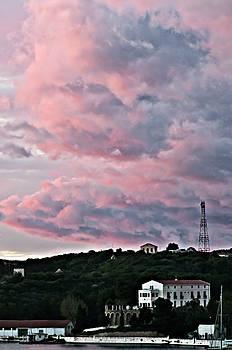Pedro Cardona Llambias - Pink sky
