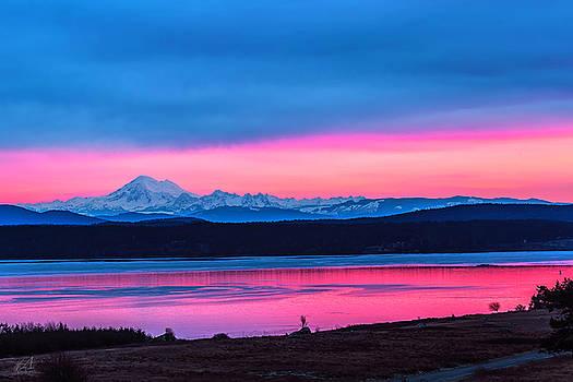 Pink Sky by Thomas Ashcraft