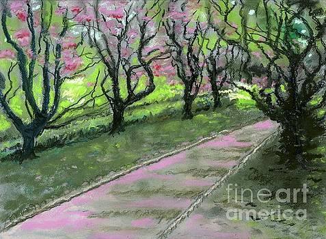 Pink Snow by Ferne McGinnis